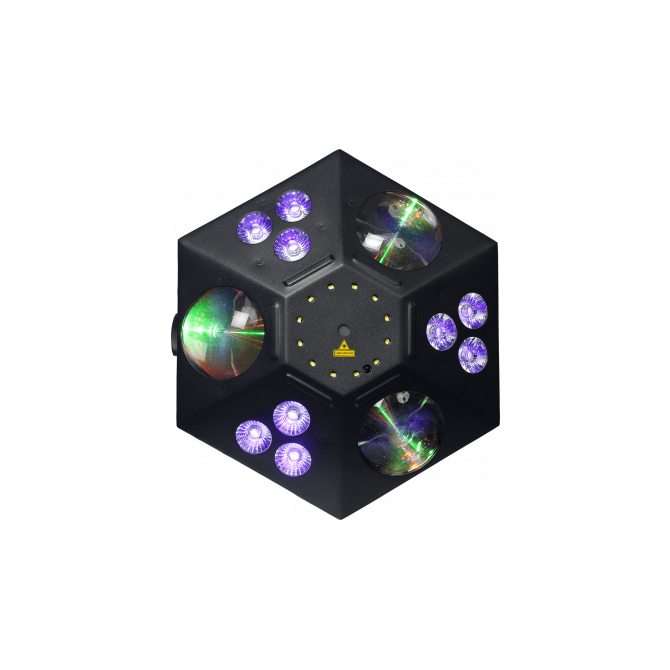 THANOS Multi-effet 4 en 1 avec laser